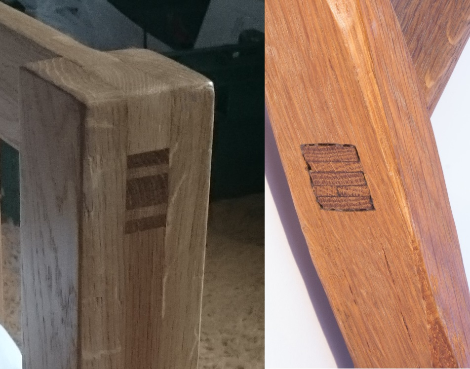 Mortice and Tenon Comparison