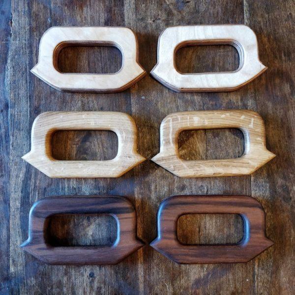 Wooden Tekko in Birch Plywood by Seaholme Kobudo